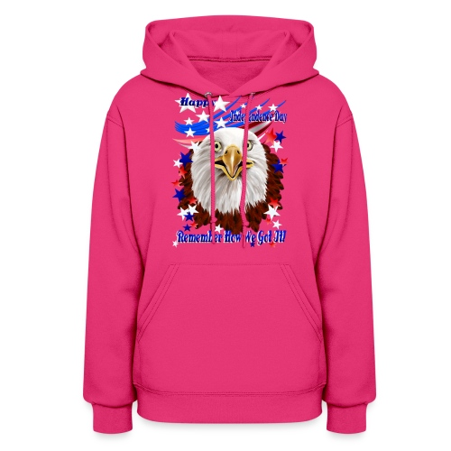 Grand Ol' Eagle-Independence Day - Women's Hoodie