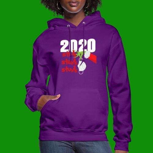 2020 Stink Stank Stunk Christmas - Women's Hoodie