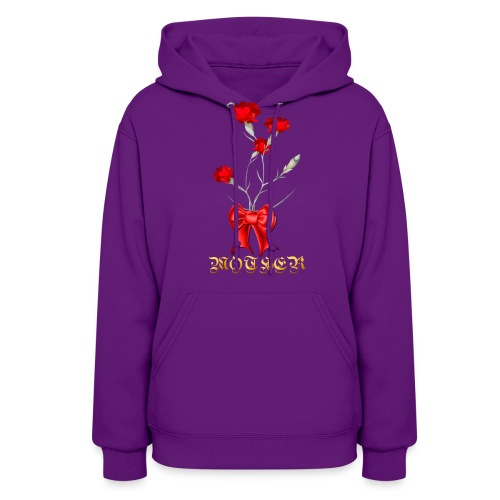 Mother's Day Carnations - Women's Hoodie