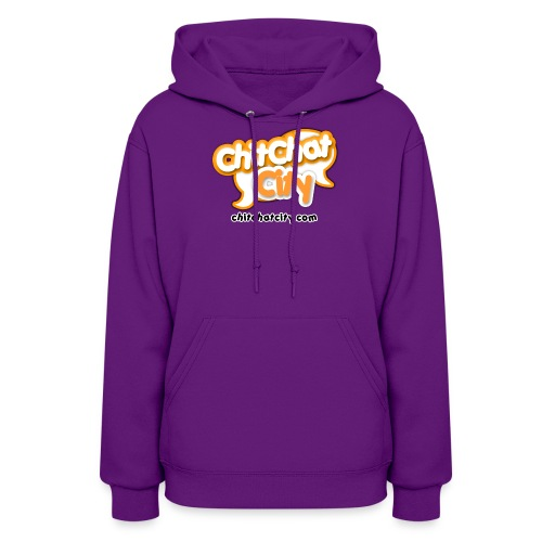 large logo ccc - Women's Hoodie