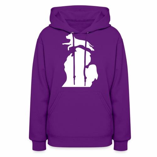 Pitbull Bark Michigan children's shirt - Women's Hoodie