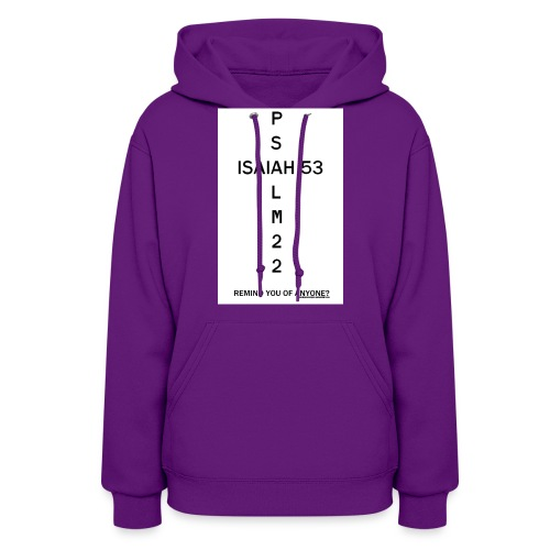 remind you of anyone tshirt - Women's Hoodie