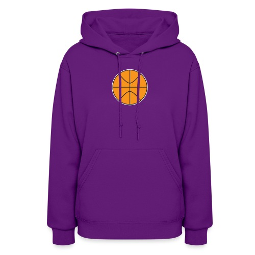 Plain basketball - Women's Hoodie