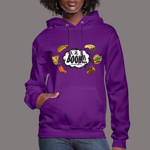 123_BOOM_FINAL Spreadshir - Women's Hoodie
