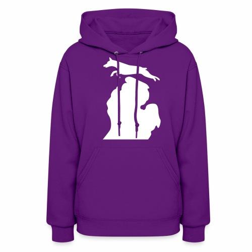 Doberman Bark Michigan Children's Shirt - Women's Hoodie