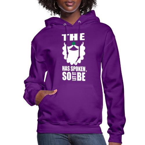 beardhas2 - Women's Hoodie