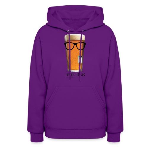 Beer Nerd - Women's Hoodie