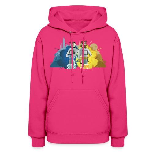 sipssjin shirt400dpi - Women's Hoodie
