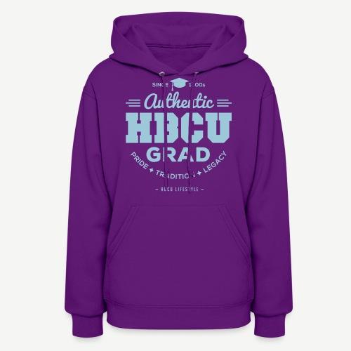 Authentic HBCU Grad - Women's Hoodie