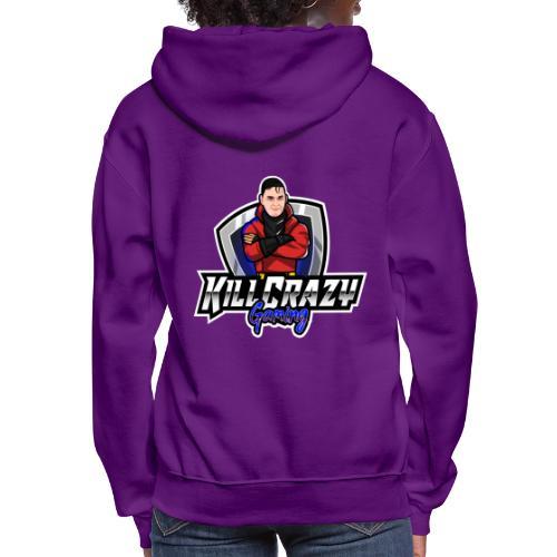 KillCrazy Gaming - Women's Hoodie