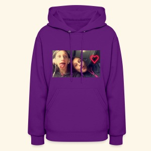 Madison and Dylan Selfie - Women's Hoodie