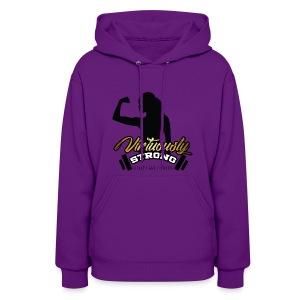 VS Logo - Women's Hoodie