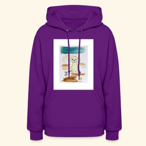 Traver and His Dog - Women's Hoodie