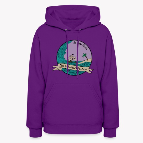 As Time Fades - This Isn't What I Paid For - Women's Hoodie
