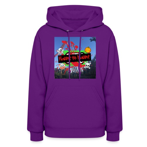 Haunt to Haunt - Sweatshirts, Hoodies, Jackets - Women's Hoodie