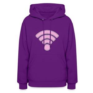 wifi - Women's Hoodie