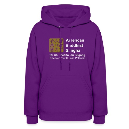 American Buddhist Sangha / Zen Do USA - Women's Hoodie