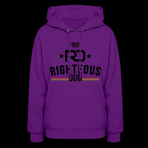Righteous Dub Logo - Women's Hoodie