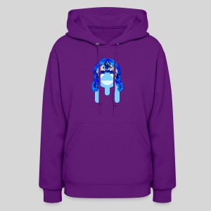 ALIENS WITH WIGS - #TeamMu - Women's Hoodie