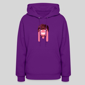 ALIENS WITH WIGS - #TeamBa - Women's Hoodie