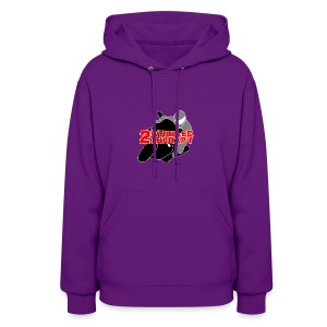 2 Wheeled Thereapy - Women's Hoodie