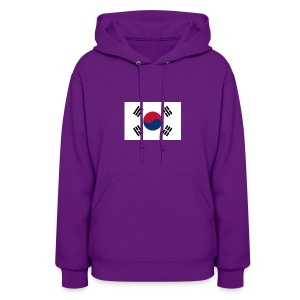 Flag of South Korea - Women's Hoodie