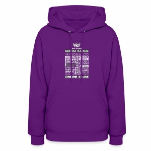 Real Madrid Design - Women's Hoodie