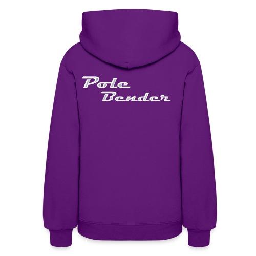 Pole Bender Logo Jackets - Women's Hoodie