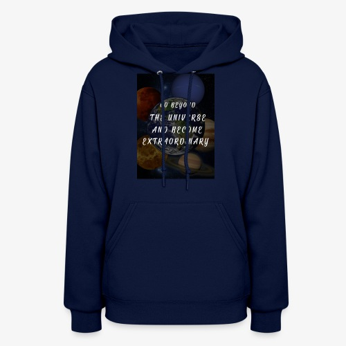 Beyond The Limits - Women's Hoodie