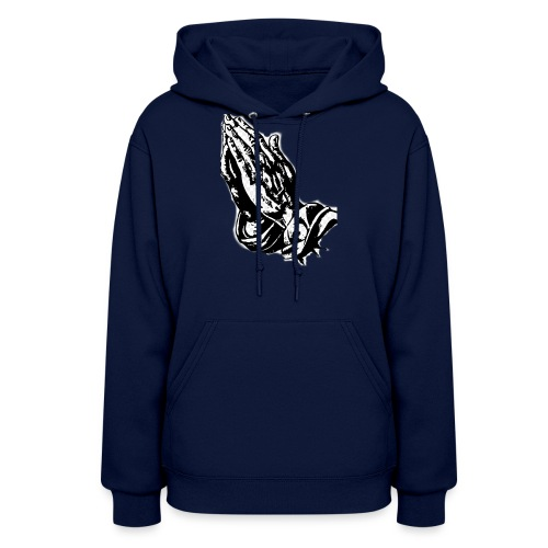 Praying Hands - Women's Hoodie