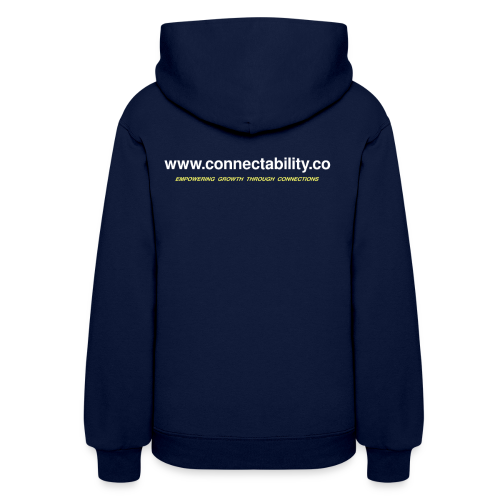 Connectability LLC Connections - Women's Hoodie