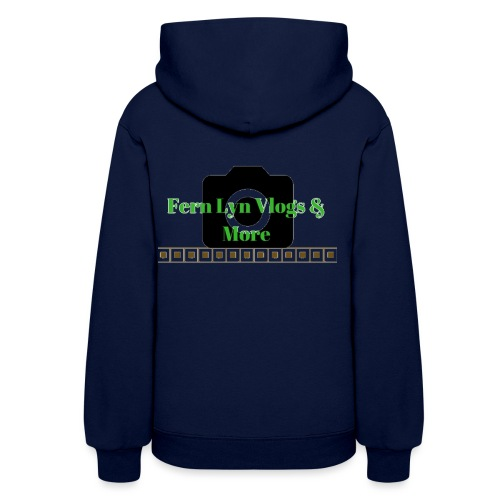 Fern Lyn Vlogs & More - Women's Hoodie