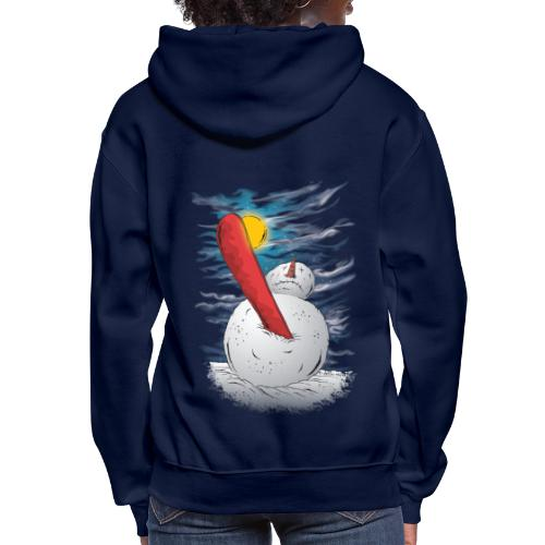 the accident - Women's Hoodie