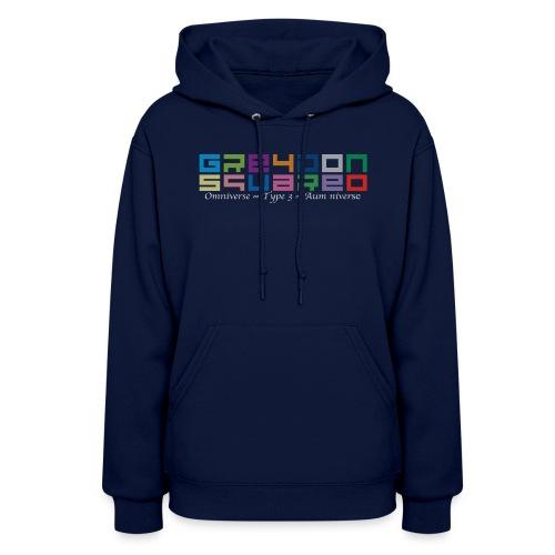 Greydon Square Colorful Tshirt Type 3 - Women's Hoodie
