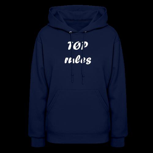 TØP rules - Women's Hoodie