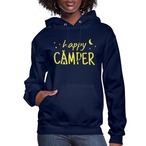 Happy Camper - Women's Hoodie