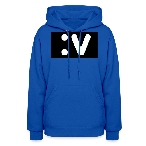 LBV side face Merch - Women's Hoodie