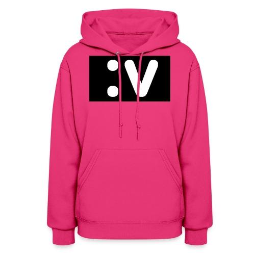 LBV side face Merch - Women's Hoodie