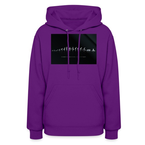DIFFERENT STAGES OF HUMAN - Women's Hoodie