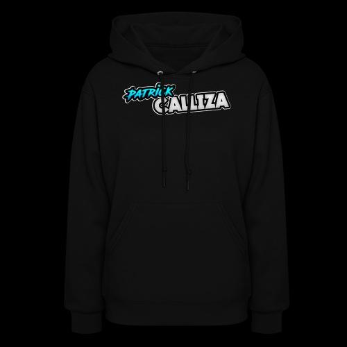 Patrick Calliza Official Logo - Women's Hoodie