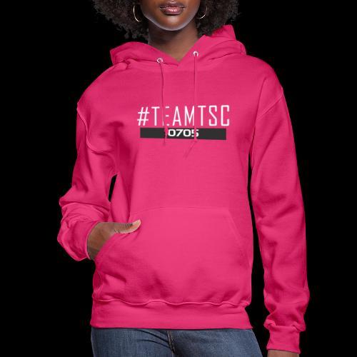 TeamTSC 01b - Women's Hoodie