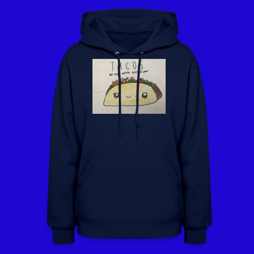 Tacos are my Spirit Animal - Women's Hoodie