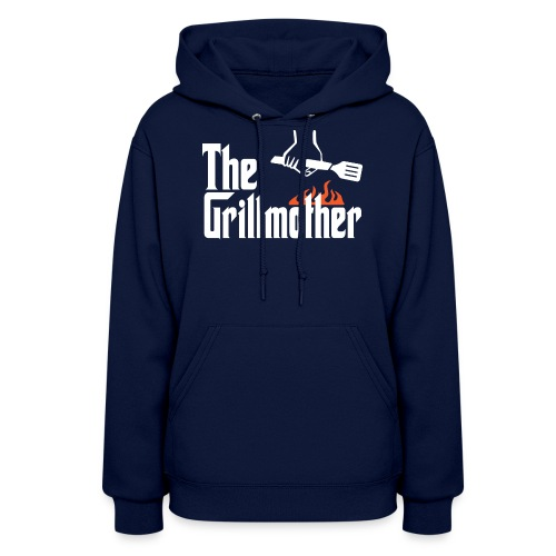 The Grillmother - Women's Hoodie