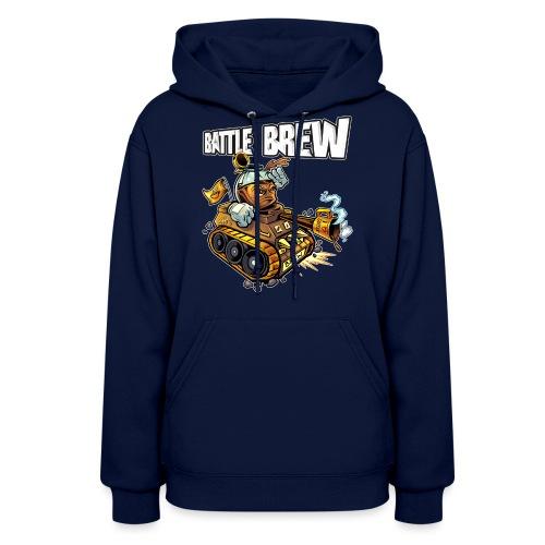 Battle Brew [Variant] - Women's Hoodie