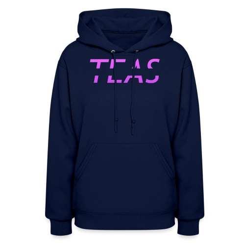 TEAS brand new tee design - Women's Hoodie