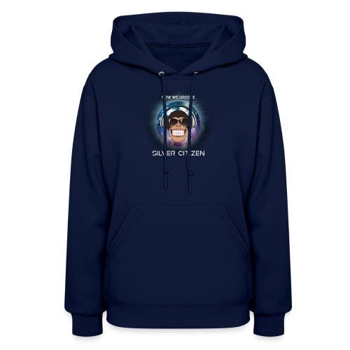 New we groove t-shirt design - Women's Hoodie