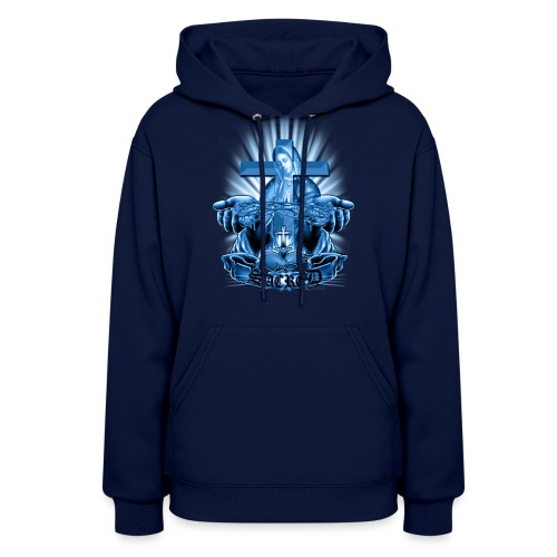 Sacred by RollinLow - Women's Hoodie