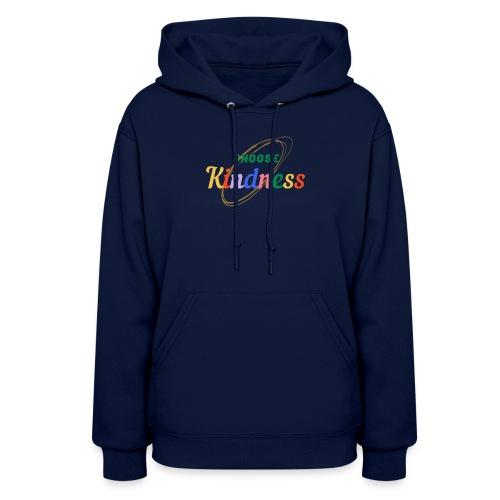 Kindness teeshirt transparent 1 - Women's Hoodie