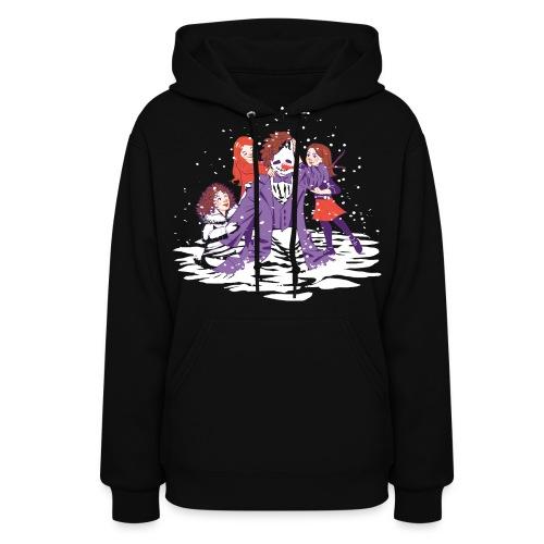snowman take 2 - Women's Hoodie