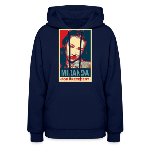Miranda Sings Miranda For Precedent - Women's Hoodie
